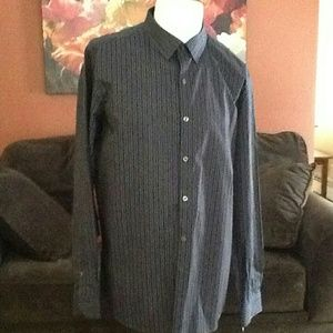 MEN'S MARC ANTHONY DRESS SHIRT XL,,NEW,NO TAGS